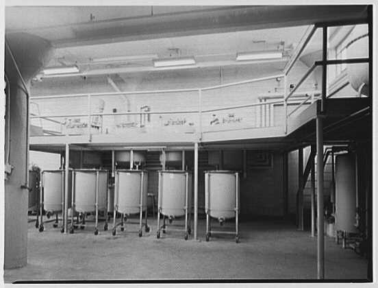 Abbott Laboratories, 1350 Cote de Liesse, Montreal, Canada. Manufacturing department I