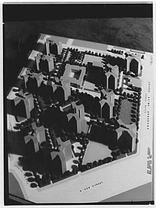 Governor Smith houses, model for Eggers & Higgins. Comparative no. 2, Dec. 21-B