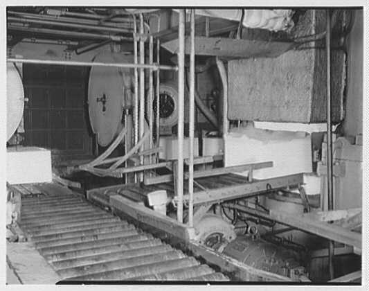 Pittsburgh Plate Glass Co., Columbia Chemical Division. Plant interior XXXII