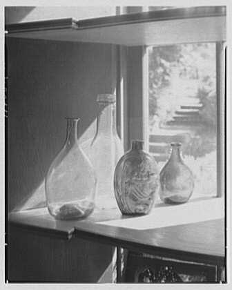 Mrs. Lawrence J. Ullman, business in Tarrytown, New York. Composition of bottles