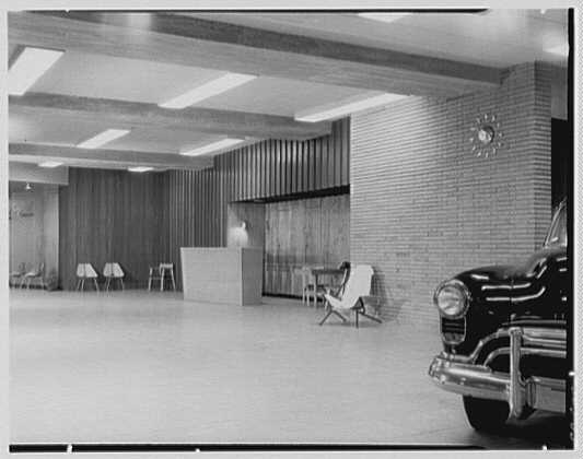 Crystal Motors, business at 5901 Bay Parkway, Brooklyn, New York. Interior V
