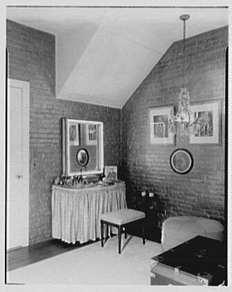 Patricia Murphy, apartment in Manhasset, Long Island, New York. Bedroom II