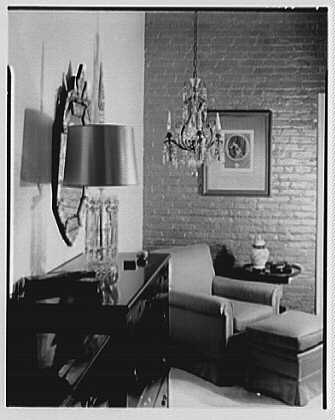 Patricia Murphy, apartment in Manhasset, Long Island, New York. Bedroom III