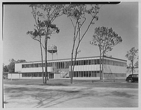 Fairchild Aircraft Corporation, Bayshore, Long Island, New York. Exterior I