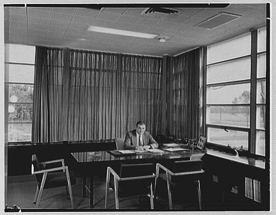 Fairchild Aircraft Corporation, Bayshore, Long Island, New York. Mr. Newbold in office I