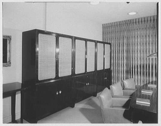 Aetna Industrial Corp., 565 5th Ave., New York City. Conference room II