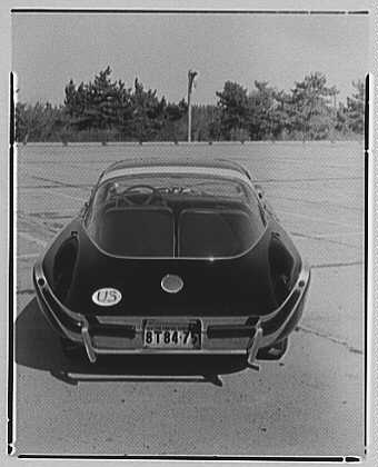 Raymond Loewy Corporation. Jaguar VI