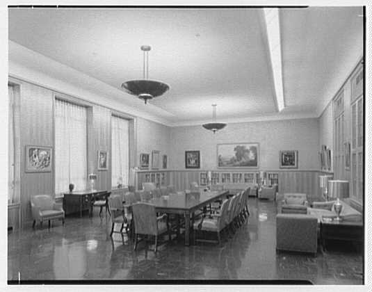National Academy of Design, School of Fine Arts, 5 E. 89th St. Director's room I