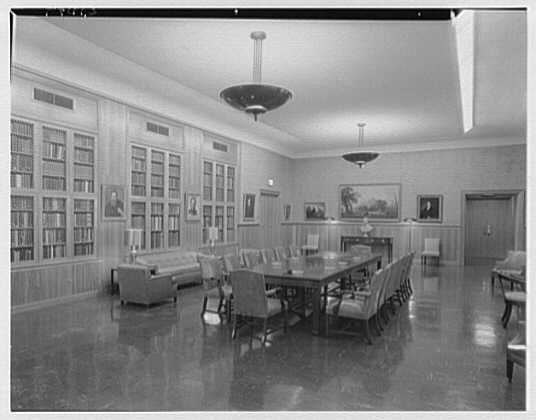 National Academy of Design, School of Fine Arts, 5 E. 89th St. Director's room II