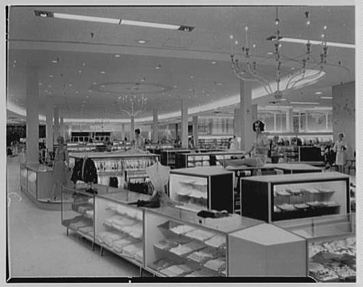 Stewart & Co., business in Reisterstown Rd. Plaza, Baltimore, Maryland. General view II