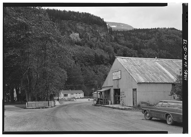73.  FIFTH AVENUE, MOORE LOT ON LEFT - City of Skagway, Skagway, Skagway, AK