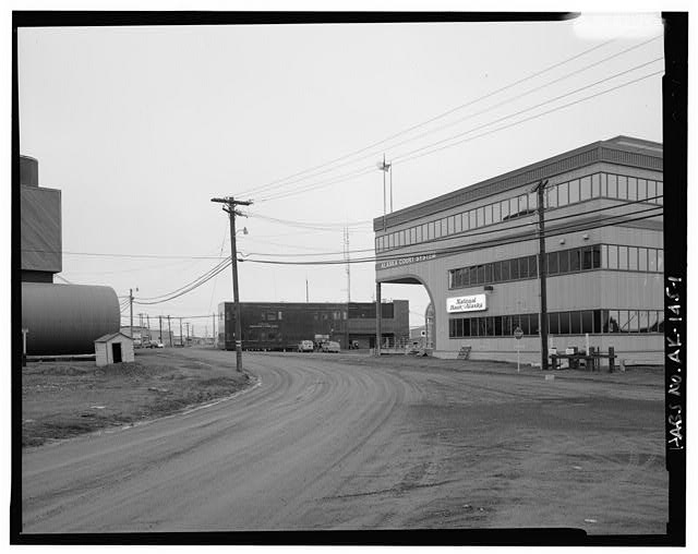 1.  SOUTHEAST SIDE - Alaska Court System Building, Agvik & Kiogak Streets, Barrow, North Slope Borough, AK