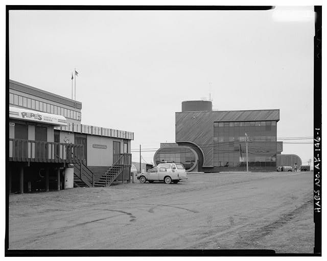1.  WEST SIDE - Arctic Slope Regional Corporation Office Building, Agvik & Kiogak Streets, Barrow, North Slope Borough, AK