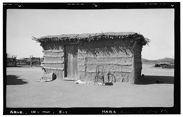 1.  Historic American Buildings Survey John P. O'Neill, Photographer March 3, 1937 VIEW FROM ROAD LOOKING NORTHWEST - Adobe Brick Kilns (Ruins), Tucson, Pima County, AZ