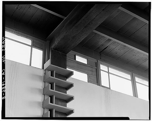 8.  CLERESTORY, LIVING AREA - Lovell Beach House, 1242 West Ocean Front, Newport Beach, Orange County, CA