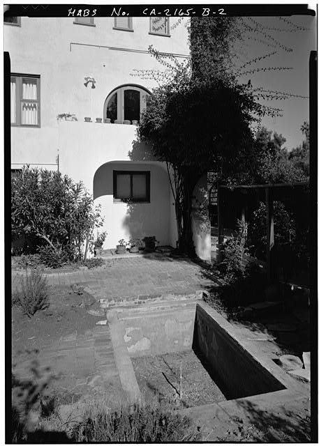 2.  SOUTH SIDE - Albatross Cottages, Lee Cottage No. 1, 3367 Albatross Street, San Diego, San Diego County, CA