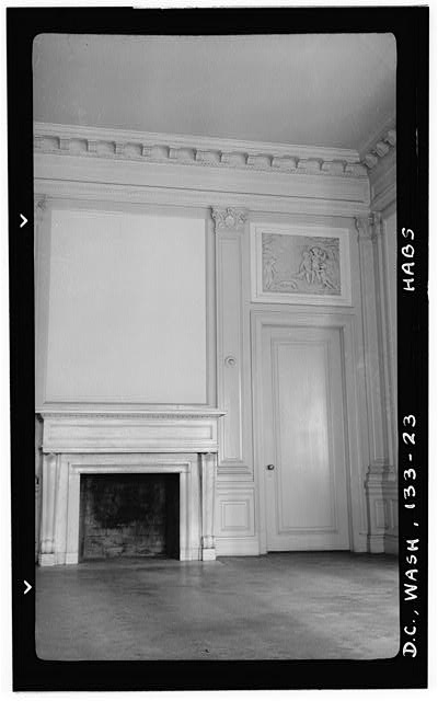 23.  Historic American Buildings Survey Frederick D. Nichols, Photographer December 1938 CARD ROOM - John R. McLean House, 1500 I Street Northwest, Washington, District of Columbia, DC