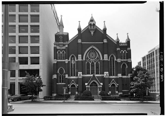 1.  NORTH FRONT - Metropolitian A. M. E. Church, 1518 M Street Northwest, Washington, District of Columbia, DC