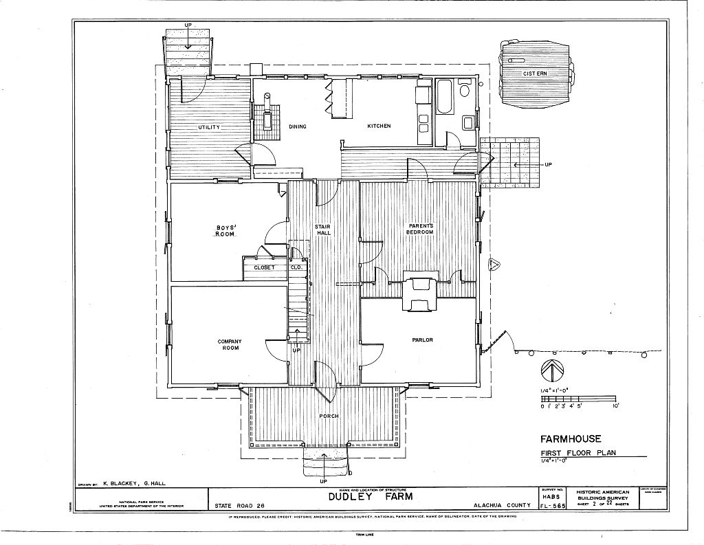 Farmhouse First Floor Plan Dudley Farm Farmhouse