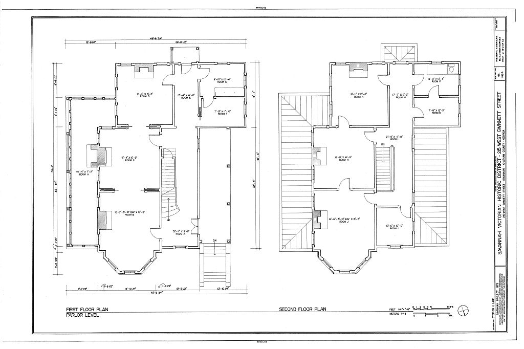 Awesome historic victorian house plans pictures house for Historic victorian floor plans