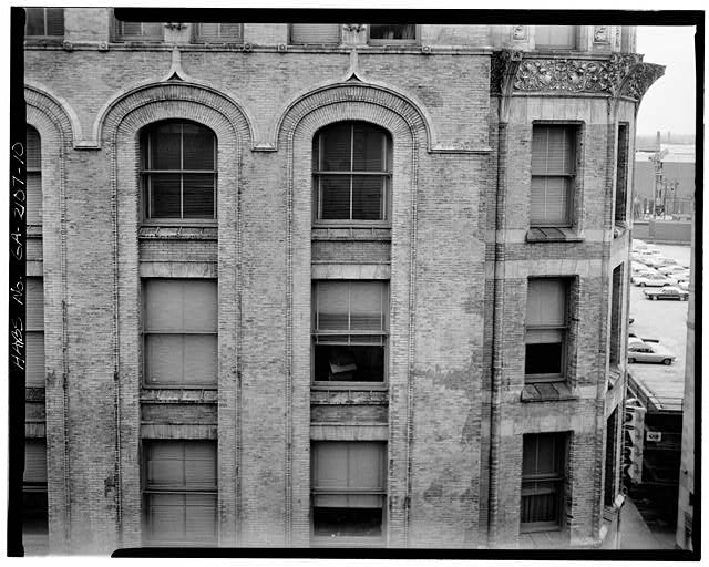 10.  DETAIL, WINDOWS, SEVENTH STORY - Equitable Building, 25 Pryor Street Northeast, Atlanta, Fulton County, GA