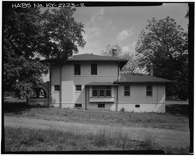 2.  SOUTH SIDE - McCamy House, 401 South Thornton Avenue, Dalton, Whitfield County, GA