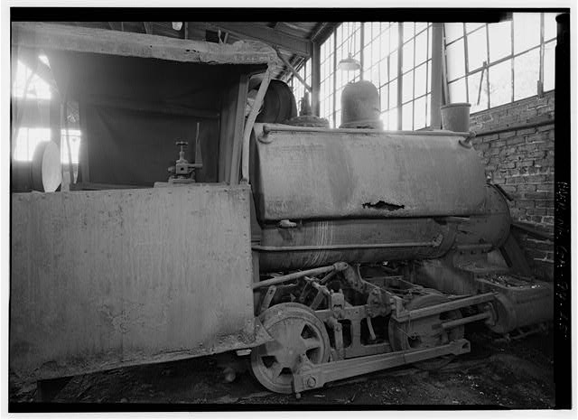 25.  SIDE EXPOSURE OF 91419 - Glover Machine Works, 651 Butler Street, Marietta, Cobb County, GA