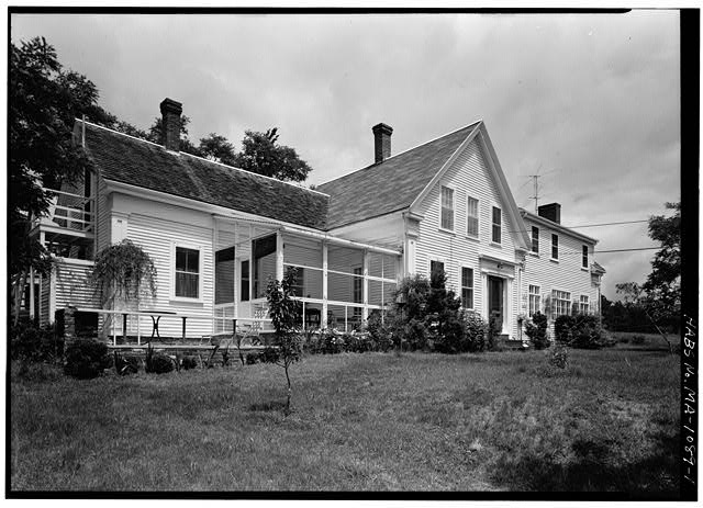 1.  VIEW FROM THE SOUTHWEST - Henry Grey House, Pamet Point Road, Wellfleet, Barnstable County, MA