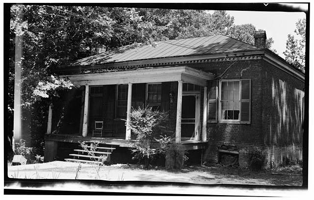 1.  Historic American Buildings Survey, Thomas T. Waterman, Photographer July, 1940. - Old Post Office, 318 Williams Street, Murfreesboro, Hertford County, NC