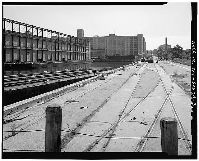3.  PIER 1 DECK, TO SOUTH - Brooklyn Army Supply Base, Pier 1, Upper New York Bay, opposite Sixty-third Street, Brooklyn, Kings County, NY