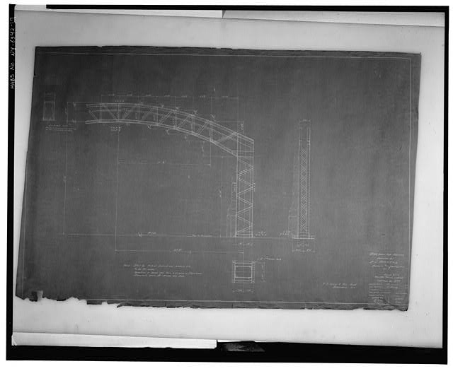 - Endicott-Johnson Workers Arch, Approximately 250' east of intersection of Bridge Street & Route 17c/Main Street, Endicott, Broome County, NY