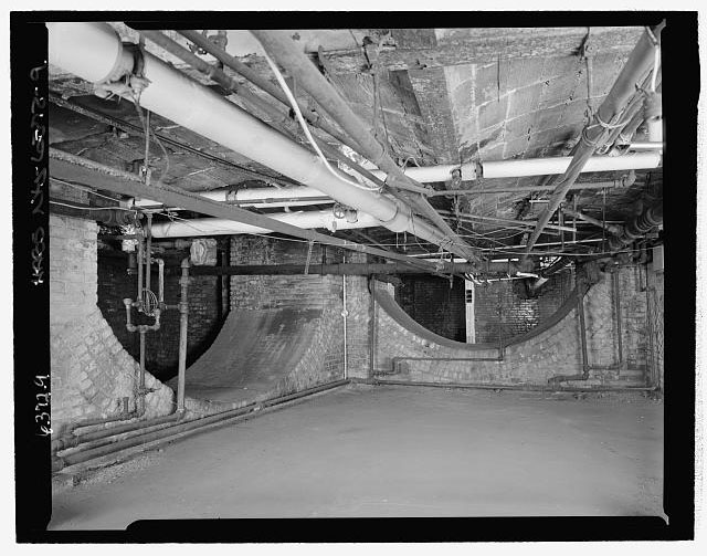 Sub-basement Vaults, Southwest Corner looking West - Corbin Building, 11 John Street, New York, New York County, NY