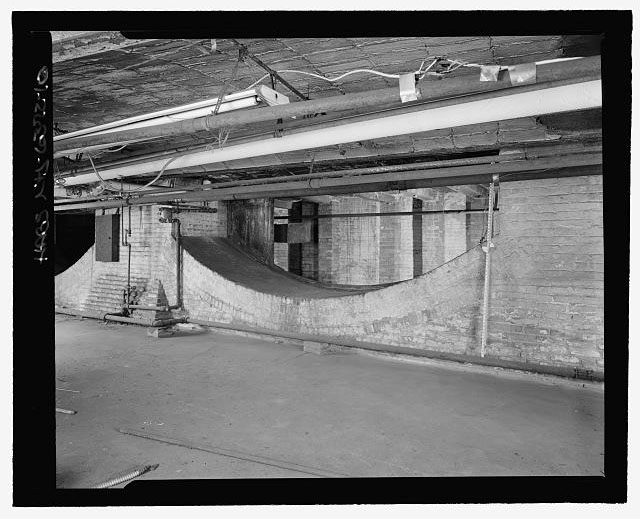 Sub-basement Vaults, South Elevation looking South - Corbin Building, 11 John Street, New York, New York County, NY