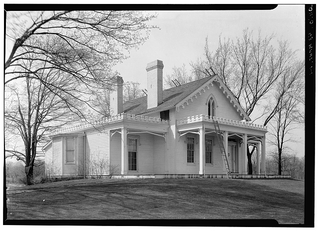 - Thomas Bolton House, Euclid Road & East Seventy-first Street, Mentor, Lake County, OH
