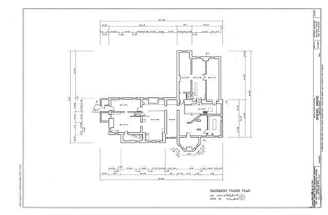 HABS OHIO,72-FREMO,4-  (sheet 2 of 16) - Spiegel Grove, 1337 Hayes Avenue, Fremont, Sandusky County, OH