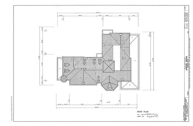 HABS OHIO,72-FREMO,4-  (sheet 6 of 16) - Spiegel Grove, 1337 Hayes Avenue, Fremont, Sandusky County, OH