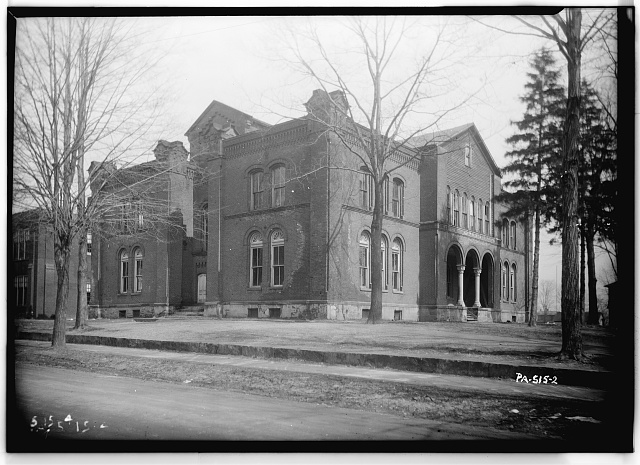 - Hatch School, Corry, Erie County, PA
