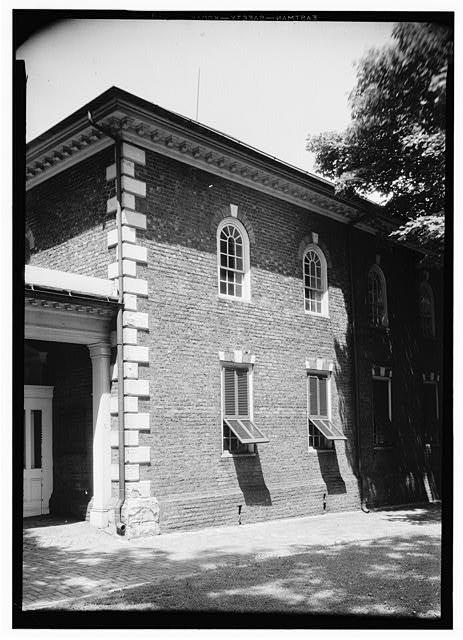 - Christ Church (Episcopal), Columbus & Cameron Streets, Alexandria, Independent City, VA