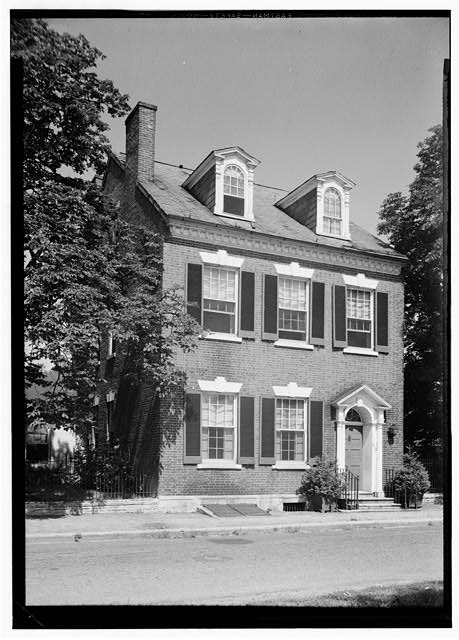 - Vowell-Snowden-Black House, 619 South Lee Street, Alexandria, Independent City, VA