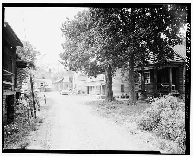 - Pig Alley Block Study, Hurt Street, Plum Street & Grove Avenue, Petersburg, Petersburg, VA