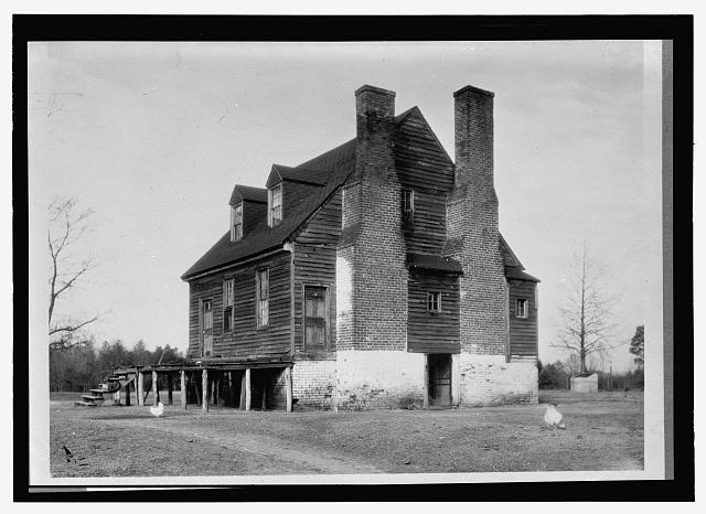 - Hugh Watt House, Old Cold Harbor, Hanover County, VA
