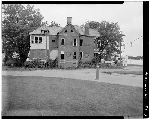 3.  West side - 1302 Third Avenue (House), 1302 Third Avenue, Huntington, Cabell County, WV