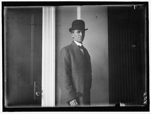 AKIN, THERON. REP. FROM NEW YORK, 1911-1913