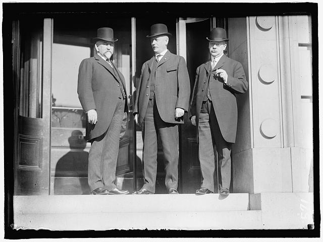 REPUBLICAN NATIONAL COMMITTEE. CHARLES FREDERICK BROOKER; WILLIAM F. STONE, SERGEANT-AT-ARMS OF THE COMMITTEE; ERNEST E. HART
