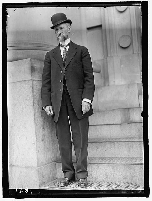 BROWN, JOSEPH M. GOVERNOR OF GEORGIA, 1912-1913