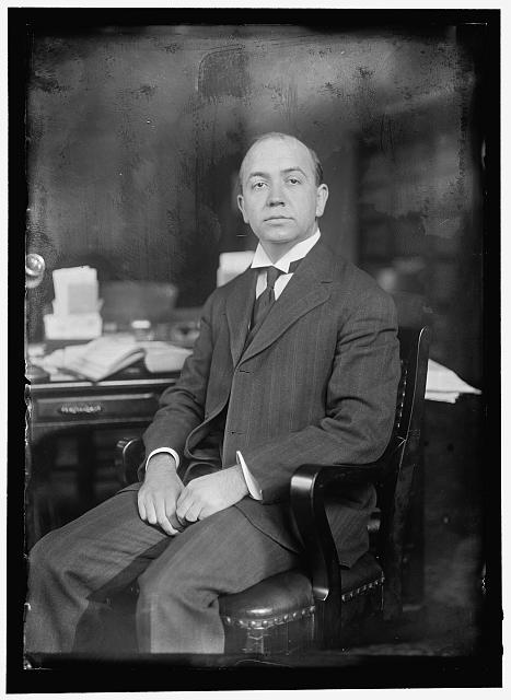 ADKINS, JESSE CORCORAN. ASSISTANT ATTORNEY GENERAL OF U.S. 1908-1911
