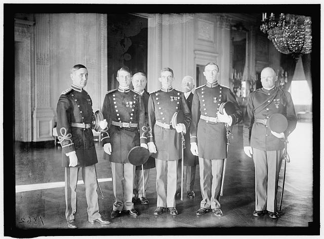 [MEDAL OF HONOR OFFICERS]
