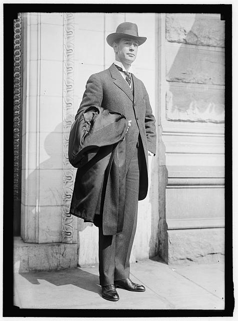 PITTMAN, KEY. SENATOR FROM NEVADA, 1913 -