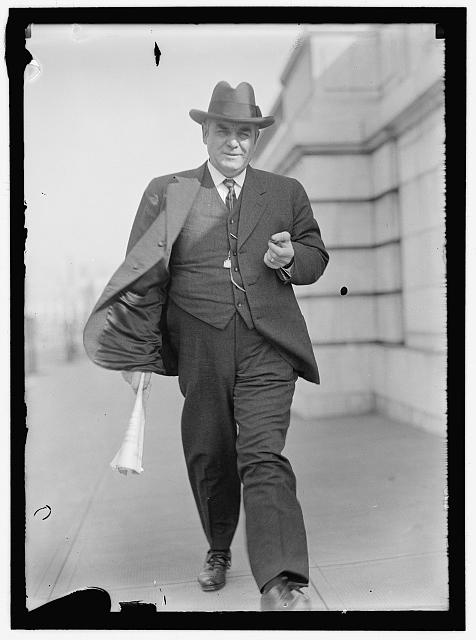 GARDNER, OBADIAH. SENATOR FROM MAINE, 1911-1913