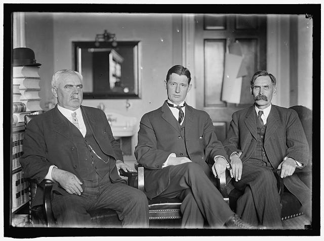 HOUSE OF REPRESENTATIVES. COMMITTEES. JUDICIARY. SPECIAL SUBCOMMITTEE WHICH SAT AT MACON, GA, 1/19/1914, TO INVESTIGATE CHARGES AGAINST JUDGE SPEAR OF THE GEORGIA FEDERALCOURT. FLOYD OF AR; WEBB OF NC, CHAIRMAN; VOLSTEAD OF MN